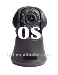Night Vision Two Way Audio & Motion Detect Record On PC Network Wireless Wifi Security Camera