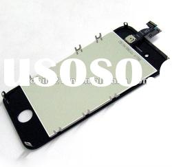 OEM Black LCD Display+ Glass Touch Digitizer Screen Assembly for Iphone 4GS 4S