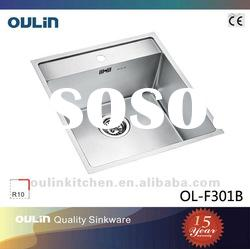 OULIN kitchen sinks stainless steel undermount sink clips (OL-F301B)