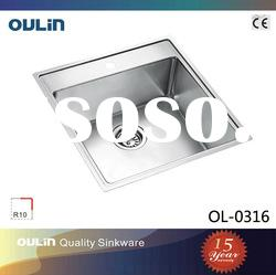 OULIN undermount stainless steel kitchen sink kitchen basin (OL-0316)