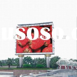 Outdoor P10 Full Color RGB LED Display Board DIP Led display
