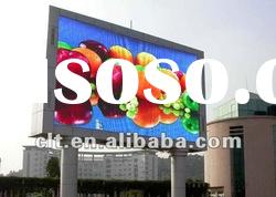 P20 outdoor LED screen for advertisement