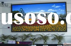 P25 outdoor advertising rgb led displays