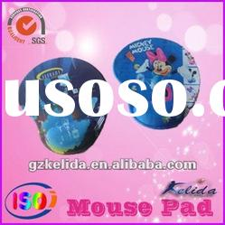 PC gel mouse pad/mousepad with wrist rest/the mouse pad for promotional