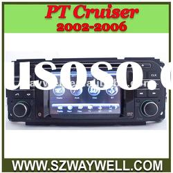 PT Cruiser 2002-2006 car dvd radio with GPS navigation