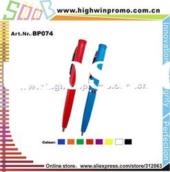 Plastic Ballpoint Pen For Advertising And Promotion