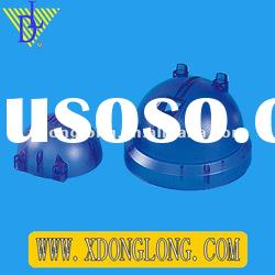 Plastic housing shell for electronic products