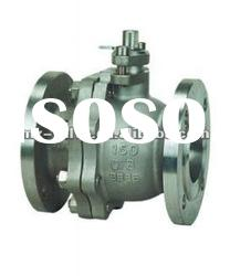 Pneumatic Floating ANSI/JIS Stainless Steel BALL Valve