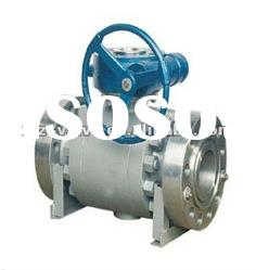 Pneumatic Sulfur Resisting Stainless Steel Ball Valve