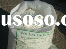 Poly Aluminium Chloride (PAC) snow white color