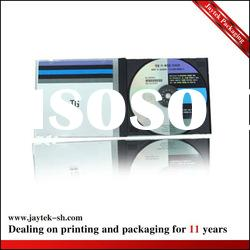 Printing paper CD packaging box