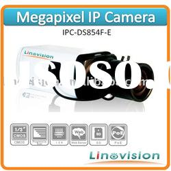 Professional 3 Megapixel IP Camera, IPC-DS854F-E
