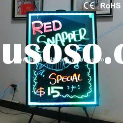 Promotional LED message board with remote controller