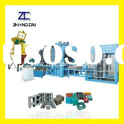 QTY6-16 Automatic Solid Block Making Machine