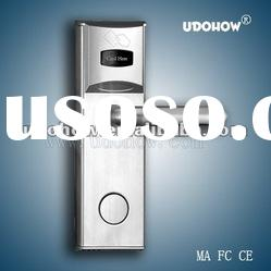 RF card Mifare card Electric panel door lock manufacturer in China