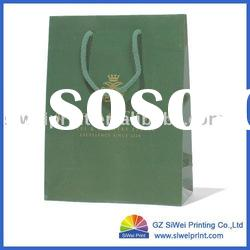 Recyclable Printed Gift Paper Bag For Packing