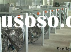 SANHE hanging husbandry poultry fan/cooling fan/air blower fan