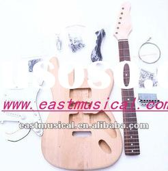 ST style,DIY guitar,your design of electric guitar kits