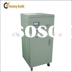 SVC-15KVA three phase High Accuracy full automatic AC voltage stabilizer