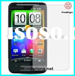 Screen protector film guard for HTC Desire HD2 A9191 factory supply