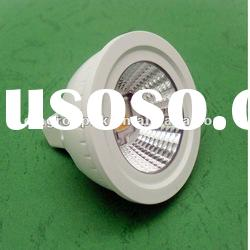 Sharp dimmable 5w led spot light mr16/gu10