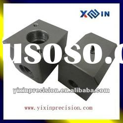 Shot blasting spare parts stainless steel mills cnc machining