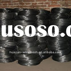 Soft annealed black iron wire( own factory,high quality)