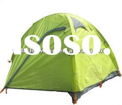 Special double-layer double door tents outdoor camping fishing couple tents