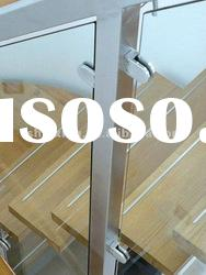 Stainless Steel Balustrade Clamps from Glass Fittings