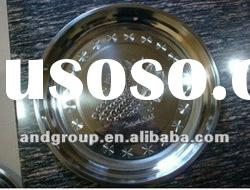 Stainless Steel Fruit Tray/High quality hotel use stainless steel tray/stainless steel tray plate