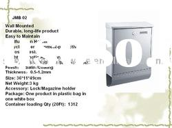 Stainless Steel Letter Box