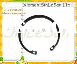 Stainless steel spring metal clip ring