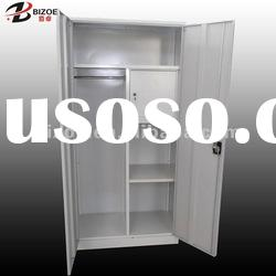 Steel Bedroom Furniture, Closet Locker, Storage Wardrobe