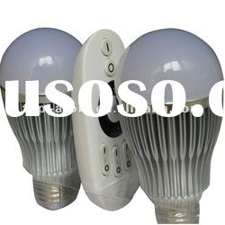 Super energy saving LED Bulb,LED senstive bulb,Remote control bulb