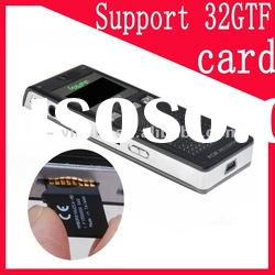 Support 32GB TF Card of Telephone Call/Meeting/Class/Conversation Digital Voice Recorder SF-600