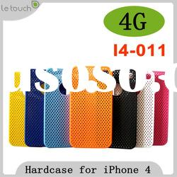 TPU SKIN HARD COVER CASE for IPHONE 4 4G Cell Phone