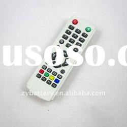 Universal remote control codes tv