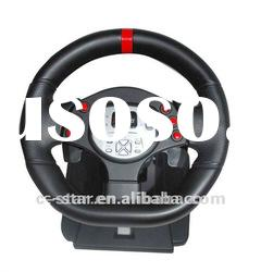 Vibration racing nardi steering wheel for PS2 PS3 USB