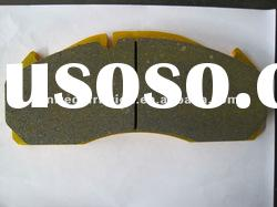 Volvo truck disc brake pad
