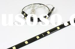 Waterproof auto led strip light 30CM 12SMD 3chip