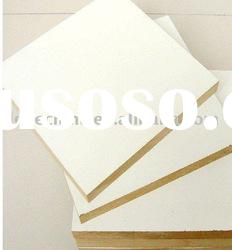 White Melamine MDF board with 1220*2440*16mm