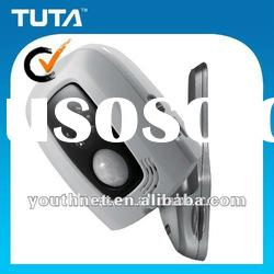 Wireless security camera system (send alarm to cell phone,wireless hidden camera with monitor)