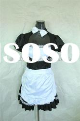 Women hot sale maid costumes/maid costumes for sale(BSWC-3223)