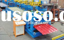 XF24-200-1000 High-Quality Metal Glazed Tile Roll Forming Machine