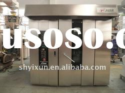 YX32 trays hot wind rotary oven for bread baking