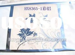 a good manufacturer produce hot stamping foil for pvc wall panels