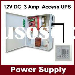 access control lock power supply UPS With Remote
