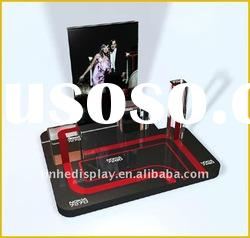 acrylic cell phone display stand/mobile phone display