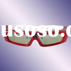 active shutter 3d glasses with battery