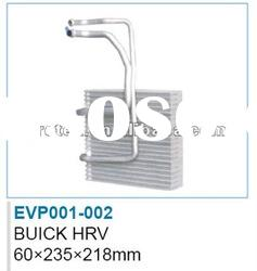 aluminium auto air conditioner evaporator